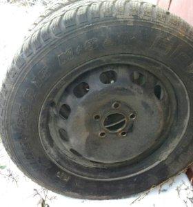 Зимние колеса на форд фокус 2