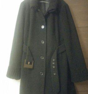 Пальто размер XL