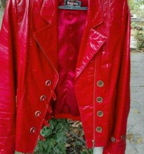 Куртка новая,натуральная кожа
