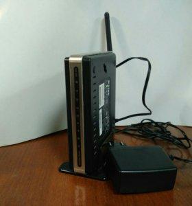 Wi-Fi Роутер Dlink DIR-320