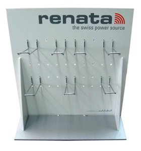 RENATA подставка для больших батареек
