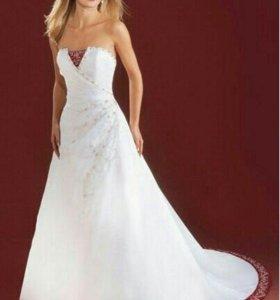 Свадкбное платье