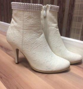 Ботиночки свадебные Stella