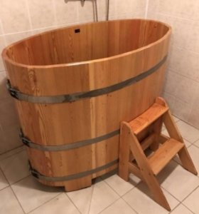 Купель в баню, сауну