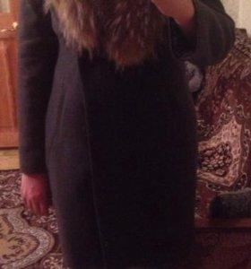 Зимнее пальто (новое)