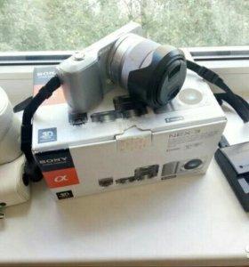 Фотоаппарат Sony NEX 3