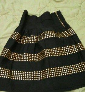 Завышенная юбка