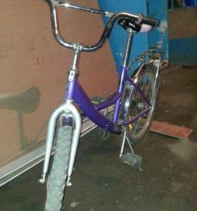 Велосипед подростковый фиеста