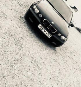 BMW 316 TI e46 1.8 MT 2001гв (купе хетчбэк)