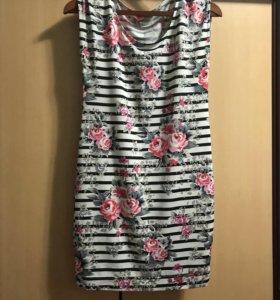Платье остин 42,44,46 размер,тянется , обтягивает