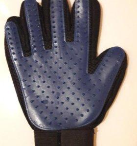 Перчатка для питомцев