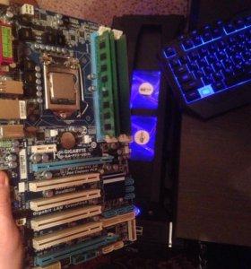 Связка core i5 2.86hz 12gb ram 1600mhz