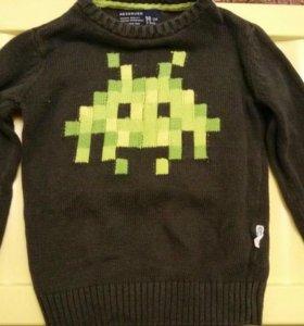 Пуловер Джемпер Reserverd для мальчика 98 размер