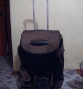 Чемодан-сумка samsonite