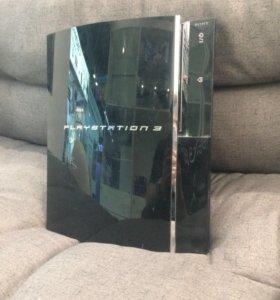 Playstation 3 прошитая, cechc 60gb