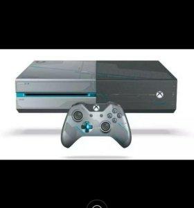Xbox one halo edition 1tb ОБМЕН