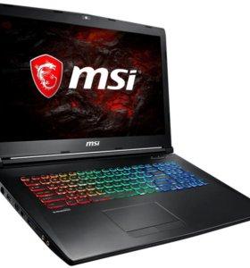 Ноутбук MSI GP72 7RDX Leopard