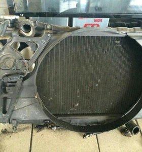 Радиатор GX-81