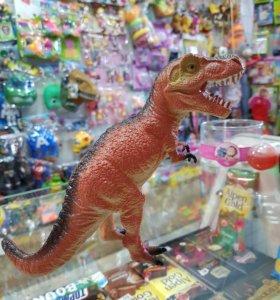 Динозавр средний