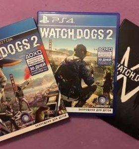 Watch dogs 2 DE