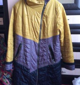 Отличная куртка 54-56