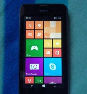 Смартфон Nokia Lumia 530 Dual SIM б/у
