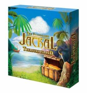 «Шакал: Остров сокровищ», настольная игра (новая)