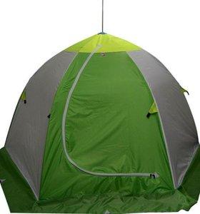 Палатка зимняя Медведь Зонт 2 трехслойная