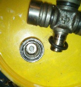 Крестовина кардана Газель 3302