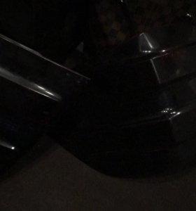 Фонари задние на ML350 W164