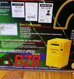 Принтер термоэтикеток BZB-2