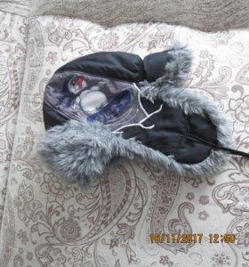 шапки зима для мальчика