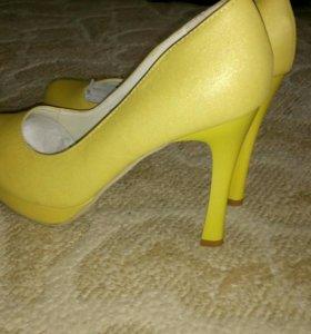 Туфли новые