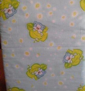 Матрац (матрас) в кроватку детскую