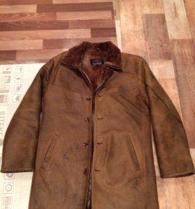 Мужская куртка (дубленка)