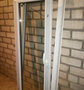 Продаю окно пластиковое 60*149см