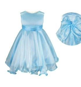 Новое платье для девочки р. 92,98,104