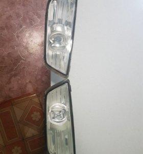 Противотуманные фары Ford Mondeo 4 07-10