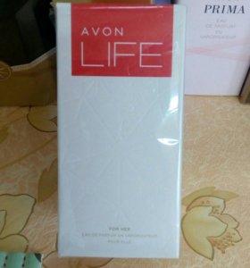 Парфюмерная вода Avon LIFE