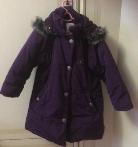 Куртка зимняя, р-р 98, на 3 года