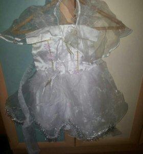Платье на 1-3 года