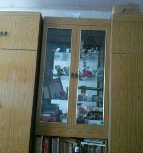 Стенка из 5 шкафов
