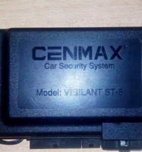 Блок сигнализации cenmax vigilant st-5