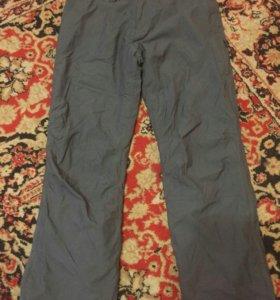 Штаны горнолыжные,теплые,размер 54,56
