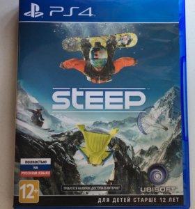 Игра Steep PlayStation 4