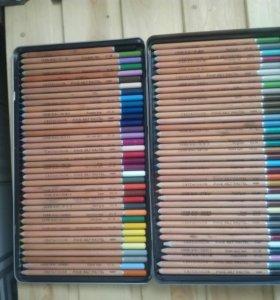 Пастельные карандаши Cretacolor 72 цвета