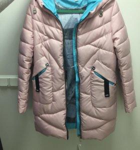 Куртка 🧥 ЕВРО ❄️ зима🤩