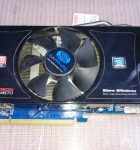 ATI Radeon HD4870 512MB