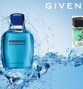 Insense Ultramarine Givenchy Shaik суперстойкость