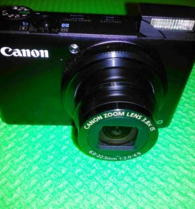 Canon PowerShot S90 +
